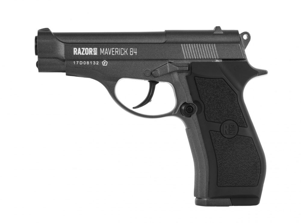 Pistolet wiatrówka RazorGun Maverick 84 4,5 mm BB''s CO2