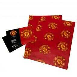 Manchester United - opakowania prezentowe