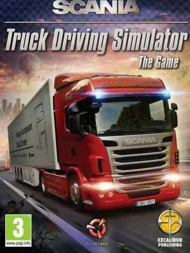 Scania Truck Driving Simulator (PC) Klucz Steam