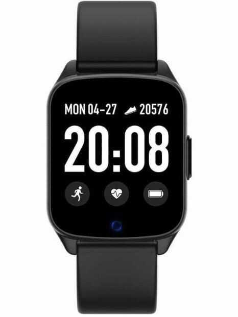 ZEGAREK MĘSKI Rubicon Smartwatch - black (zr606a)