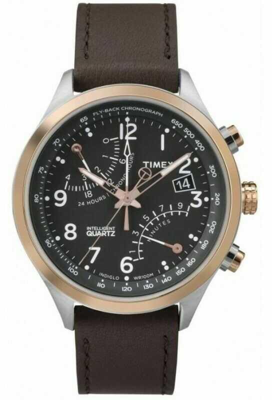 Zegarek TIMEX INTELLIGENT QUARTZ TW2P73400