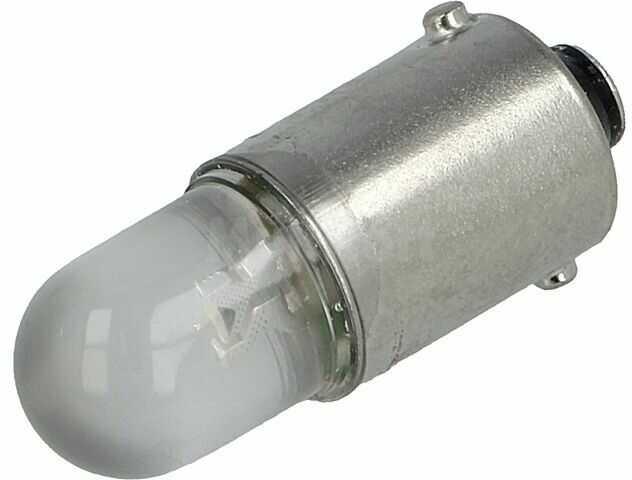 Lampka LED biały BA9S 24VDC 24VAC