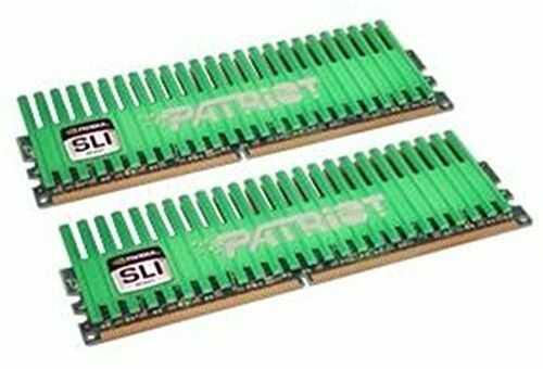 Patriot 4GB 2x2GB Kit DDR2 800MHz
