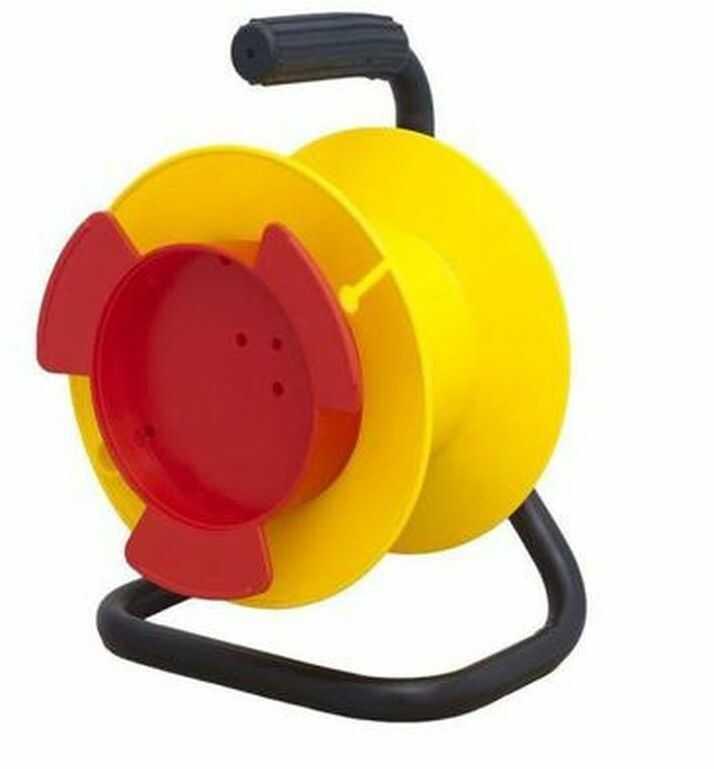Zwijak bębnowy z adapterem do nawijania, mały ZB1-3
