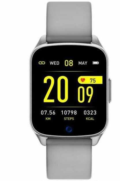 ZEGAREK UNISEX Rubicon Smartwatch - grey (zr606b)