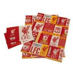 Liverpool FC - opakowania prezentowe