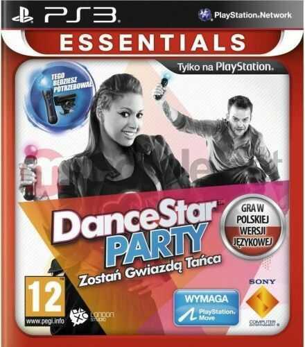 DanceStar Party Zostań Gwiazdą Tańca PS3