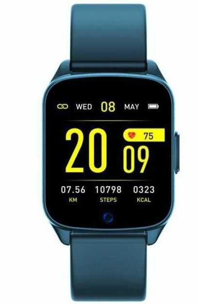 ZEGAREK MĘSKI Rubicon Smartwatch - blue (zr606c)