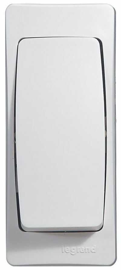 Włącznik schodowy OTEO mini biały LEGRAND