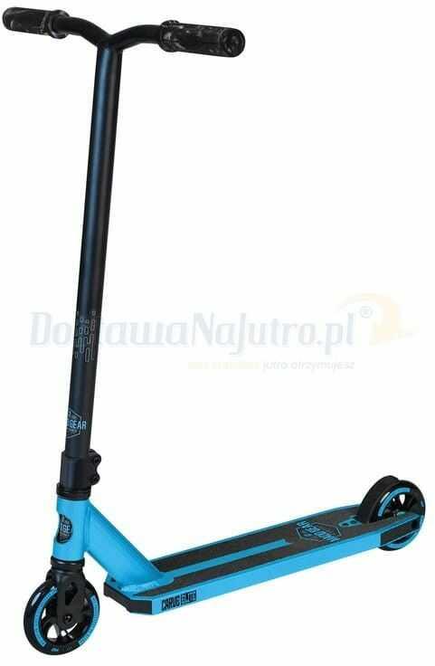 Hulajnoga wyczynowa Stunt Carve Elite MGP Madd Gear niebiesko czarna