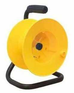 Zwijak bębnowy 4-gniazda z/u z zabezpieczeniem termicznym /mały/ ZB1-40