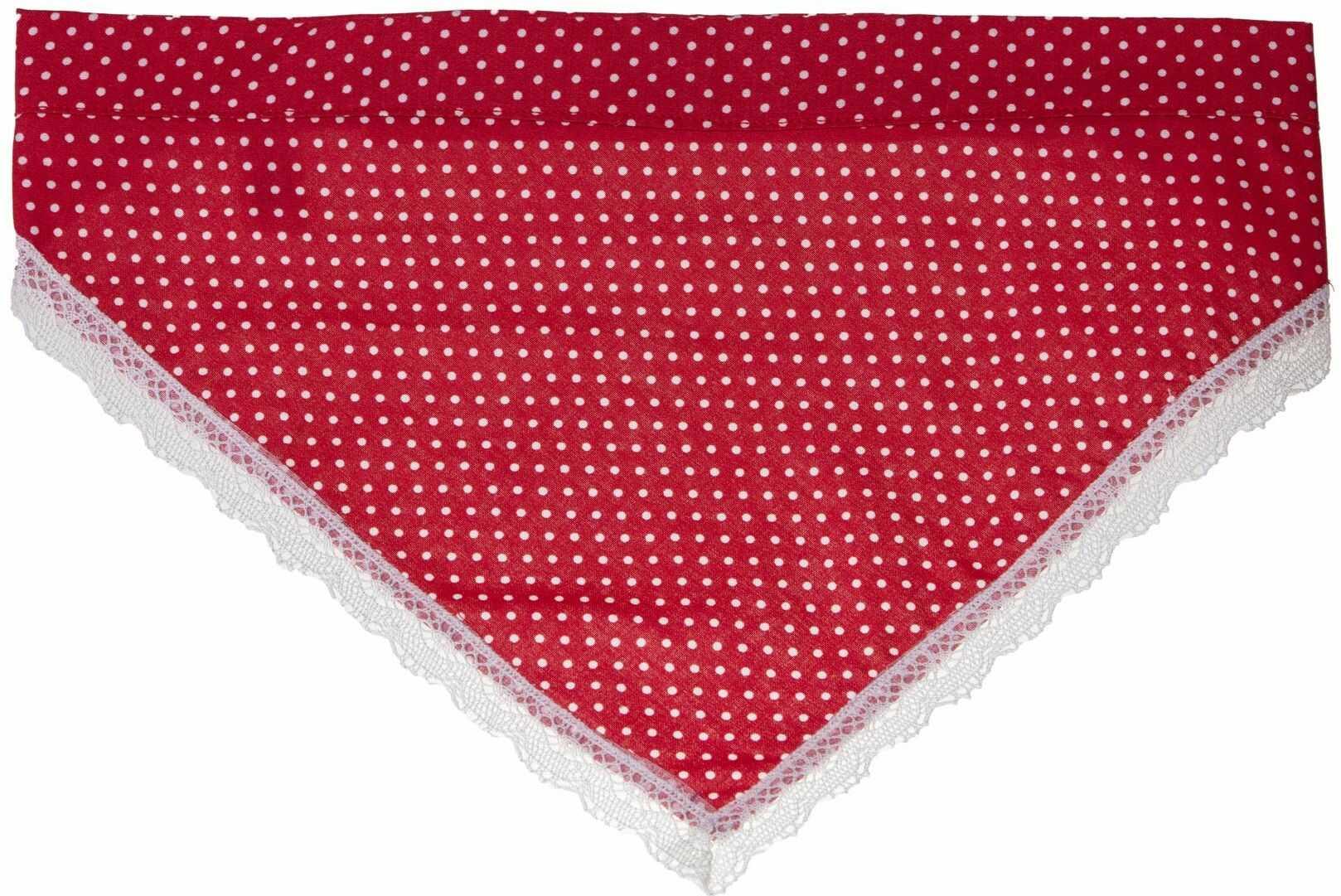 MICHI MICHI-SCBAN02-XL bandana PUPI Scarf Red XL bandana dla psów