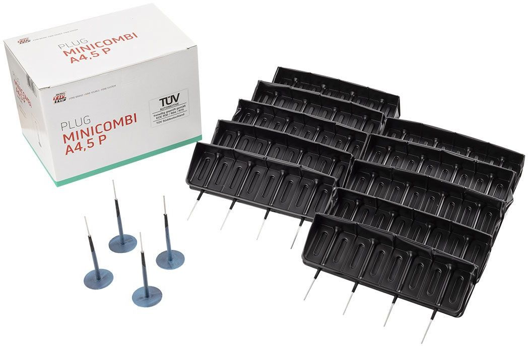 Kołki do opon Rema Tip Top Minicombi A4,5 -40 szt - 4,5 mm