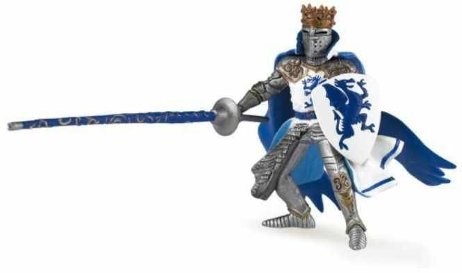 Król smoka niebieski - PAPO