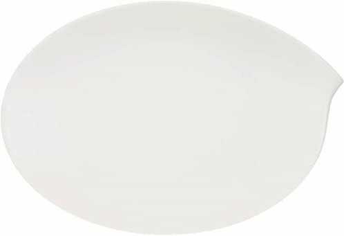 Villeroy und Boch Flow owalny półmisek, 36 cm, porcelana premium, biała