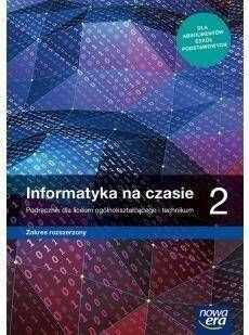 Informatyka LO 2 Na czasie Podr. ZR NE - Maciej Borowiecki