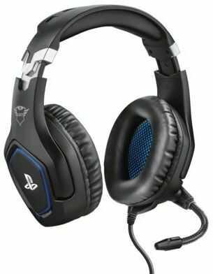 Słuchawki TRUST GXT 488 Forze Czarny 23530. > DARMOWA DOSTAWA ODBIÓR W 29 MIN DOGODNE RATY