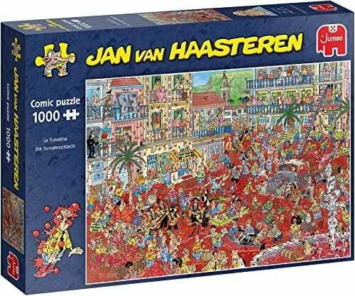 Jumbo Puzzle 20043, wiele