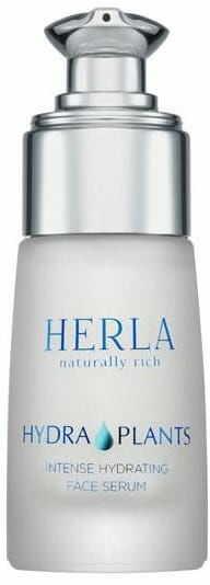 Herla Hydra Plants Intensywnie nawilżające serum do twarzy 30 ml