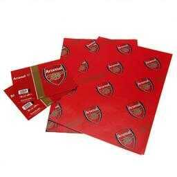 Arsenal Londyn - opakowania prezentowe