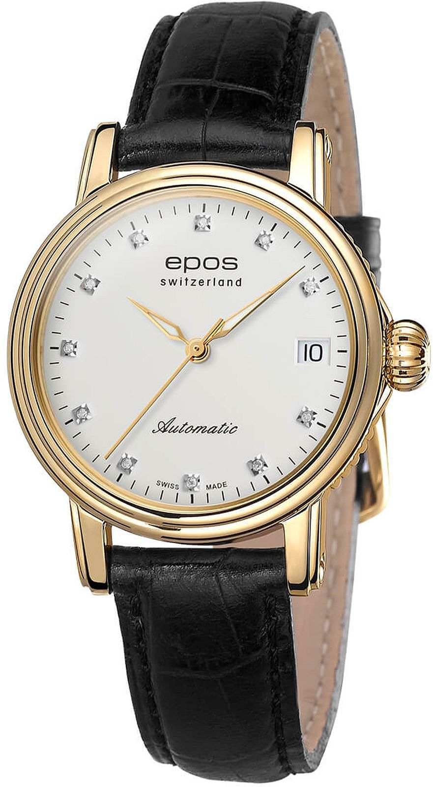 Zegarek damski Epos Diamond Automatic