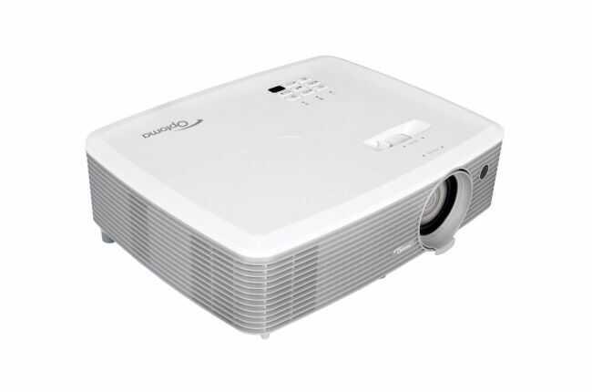 Projektor Optoma W400+ UCHWYTorazKABEL HDMI GRATIS !!! MOŻLIWOŚĆ NEGOCJACJI  Odbiór Salon WA-WA lub Kurier 24H. Zadzwoń i Zamów: 888-111-321 !!!