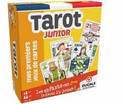 Grimaud - Tarot Junior - Jeu de Cartes
