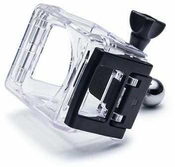 Kodak SDH-01 - obudowa do kamery podwodnej (czarna, przezroczysta, Kodak, SP360 1080P)