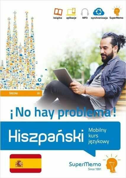Hiszpański. Mobilny kurs językowy B1 - Barbara Stawicka-Pirecka