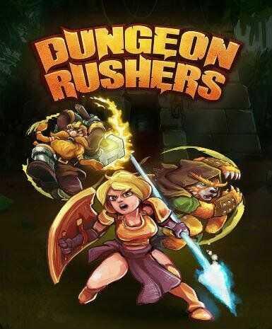 Dungeon Rushers: Crawler RPG (PC) klucz Steam