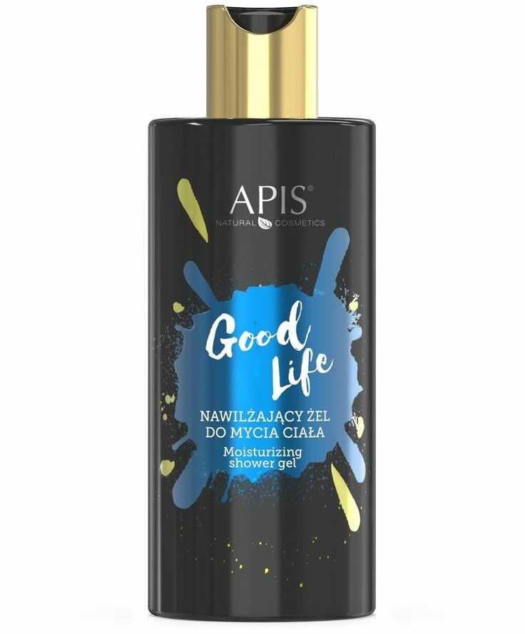 Nawilżający żel do mycia ciała Apis Good Life 300 ml