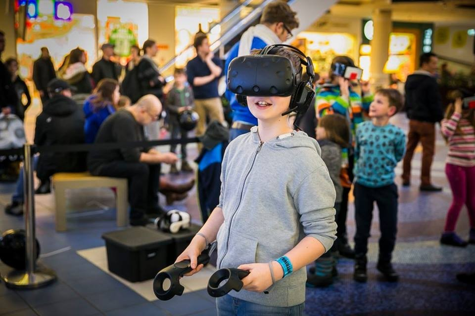 Wycieczka po świecie wirtualnej rzeczywistości  Ostrołęka