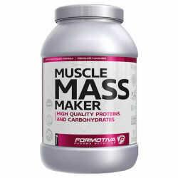 FORMOTIVA Muscle Mass Maker 3000 g biała czekolada TANIE ODŻYWKI , NATYCHMIASTOWA WYSYŁKA !