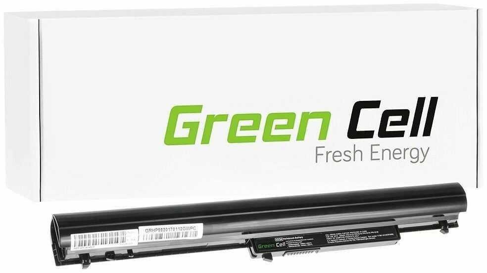 Bateria do HP Pavilion SleekBook 14-F 14-F000 14,8V 2200 mAh Green Cell HP98