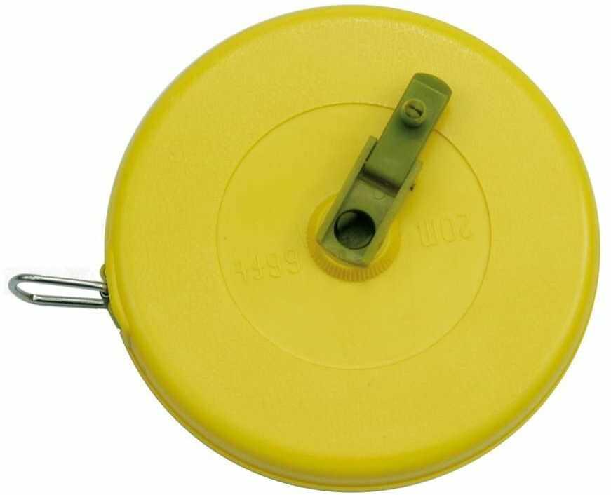 Taśma miernicza 20 m /włókno szklane/ Vorel 14200 - ZYSKAJ RABAT 30 ZŁ