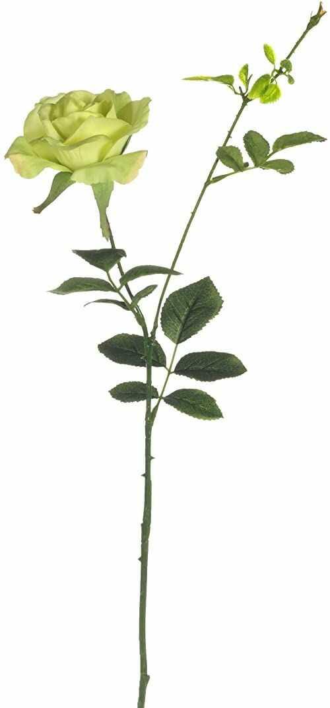 12 sztucznych róż.