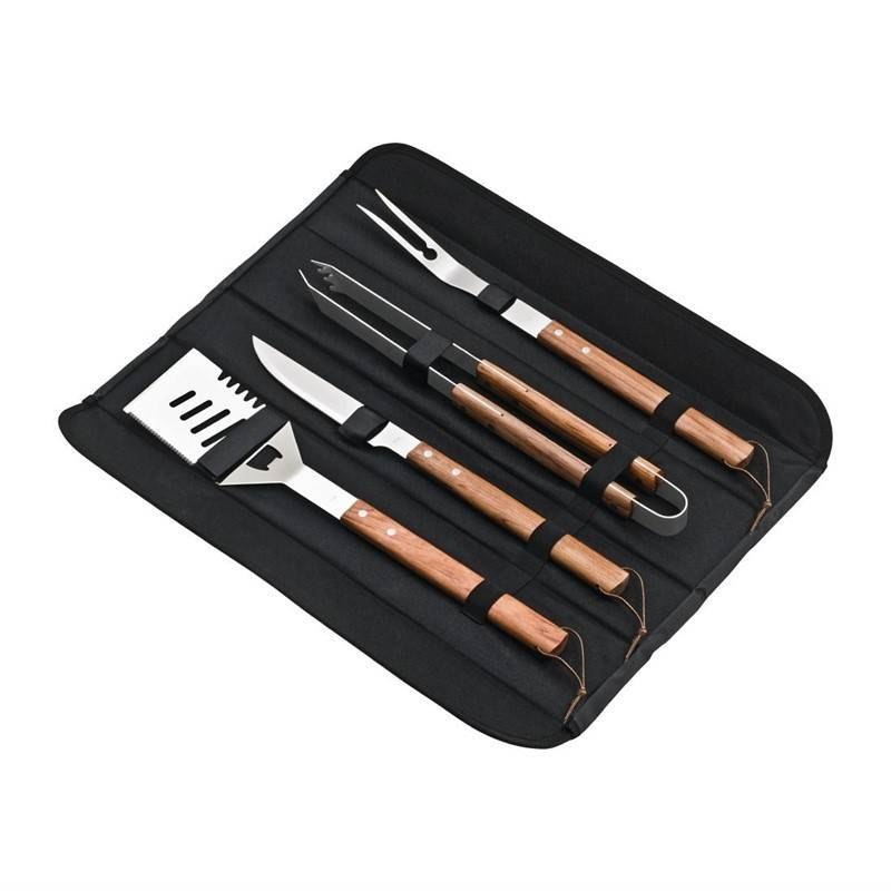 Zestaw do barbecue 10x8x(H)53cm