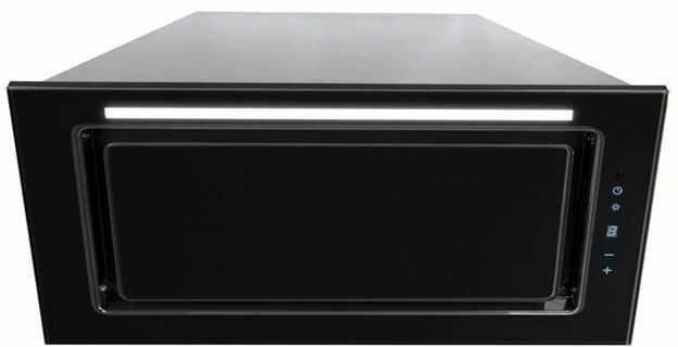 Okap podszafkowy Lando Glass Black 56,4 cm