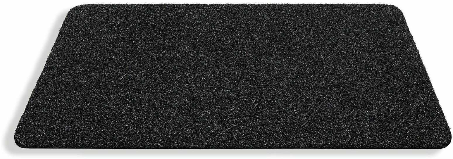 Wycieraczka do użytku na zewnątrz, wymiary z polipropylenu, antracyt, 40 x 60 cm