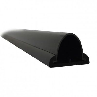 Osłona na kable Art K-01 100cm Aluminiowa Czarna