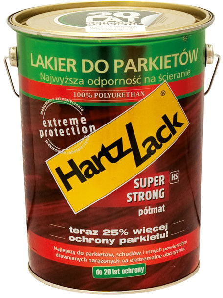 Lakier HartzLack