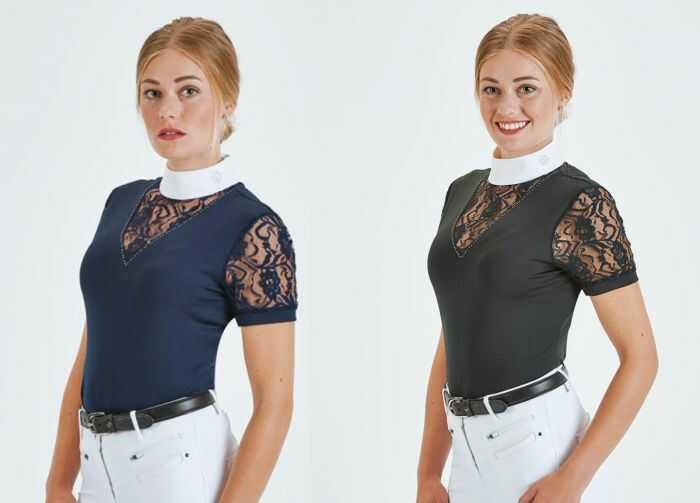 Koszulka konkursowa damska RAVENNA - BUSSE