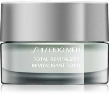 Shiseido Men Total Revitalizer Cream krem rewitalizująco - regenerujący przeciw zmarszczkom 50 ml