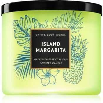 Bath & Body Works Island Margarita świeczka zapachowa V. 411 g