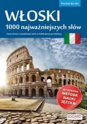 Włoski 1000 najważniejszych słów ZAKŁADKA DO KSIĄŻEK GRATIS DO KAŻDEGO ZAMÓWIENIA