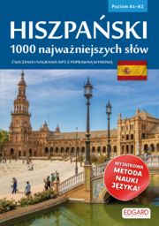 Hiszpański 1000 najważniejszych słów ZAKŁADKA DO KSIĄŻEK GRATIS DO KAŻDEGO ZAMÓWIENIA