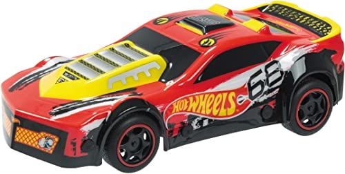 Happy People 63255 Rc  Hot Wheels Driftrod miniaturowa zabawka, wielokolorowa