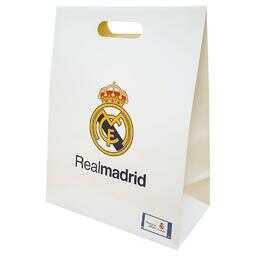 Real Madryt - torebka na prezent