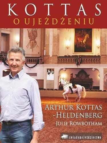 Książka KOTTAS O UJEŻDŻENIU - A. Kottas - oprawa twarda