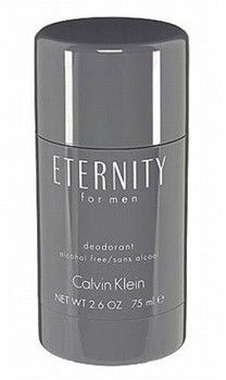 Calvin Klein Eternity for Men dezodorant w sztyfcie (bez alkoholu) bez alkoholu dla mężczyzn 75 ml